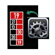 roulette systeem oefenen